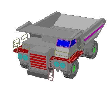 Planos de Camiones oruga, en Camiones – Medios de transporte