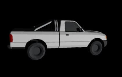imagen Camioneta ford 3d, en Utilitarios - Medios de transporte
