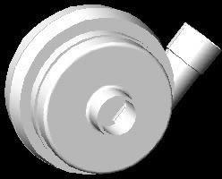 Planos de Carcaza de turbina de succion, en Maquinaria e instalaciones industriales – Máquinas instalaciones