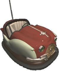 Carrito chocon 3d, en Juegos – Muebles equipamiento