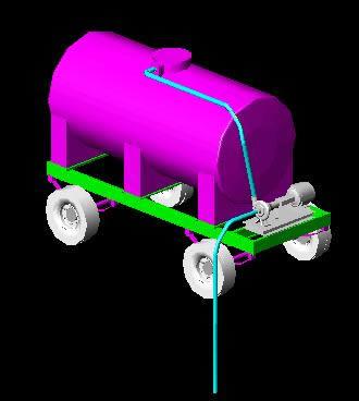 Planos de Carro lodos, en Plantas depuradoras – Infraestructura