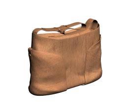 Cartera 3d, en Objetos varios – Muebles equipamiento