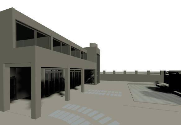 imagen Casa de campo 3d, en Vivienda unifamiliar 3d - Proyectos