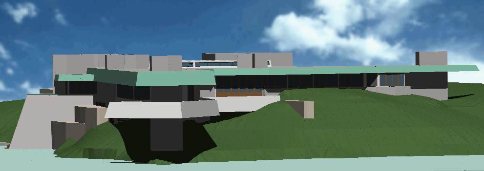 imagen Casa masaro frank lloyd wright 3d, en Obras famosas - Proyectos