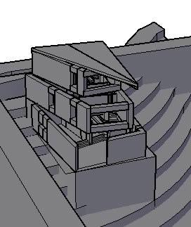 Planos de Casa para escultor, en Vivienda unifamiliar 3d – Proyectos