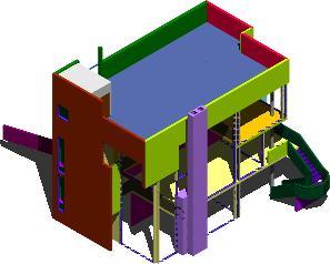Planos de Casa smith myer, en Obras famosas – Proyectos