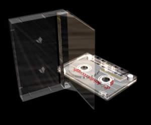 Casette 3d con materiales aplicado, en Objetos varios – Muebles equipamiento
