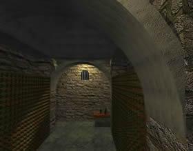 Cava – cripta, en Depósitos almacenes y bodegas – Proyectos