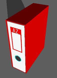 Planos de Clasificador a-z, en Oficinas y laboratorios – Muebles equipamiento