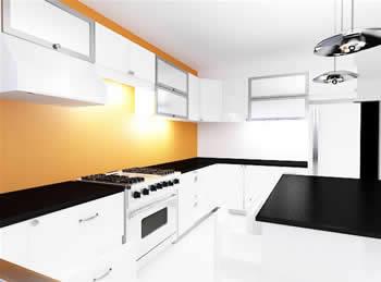 imagen Cocina 3d, en Objetos varios - Muebles equipamiento