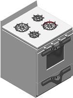 Planos de Cocina, en Electrodomésticos – Muebles equipamiento