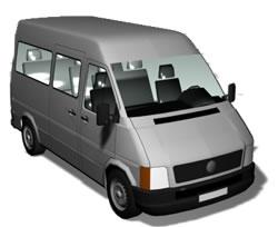 Combi modelo 2005, en Utilitarios – Medios de transporte