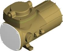 Planos de Compresor 3d, en Maquinaria – proyectos varios – Máquinas instalaciones