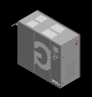 imagen Compresor ga-55 3d, en Maquinaria e instalaciones industriales - Máquinas instalaciones