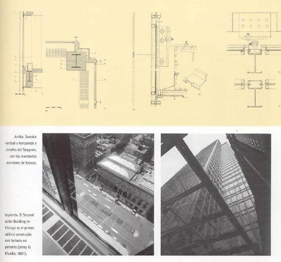 Construccion en vidrio – muro cortina, en Monografías guías y estudios varios – Varios
