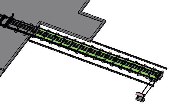 imagen Construcción gradas, en Maquinaria - proyectos varios - Máquinas instalaciones