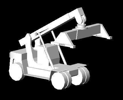 Planos de Containera 3d, en Maquinaria – Obradores