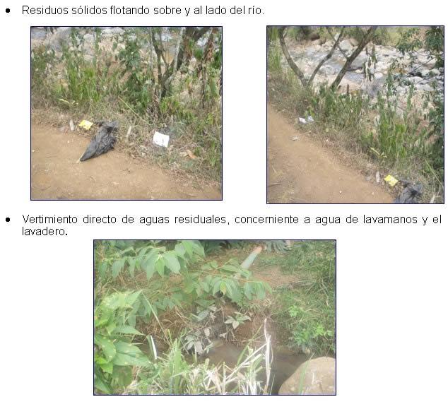 Contaminación –  rio melendez, en Monografías guías y estudios varios – Varios