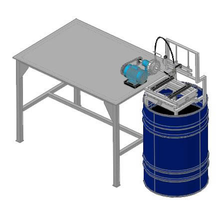 imagen Cortadora por chorro de agua 3d, en Maquinaria - proyectos varios - Máquinas instalaciones