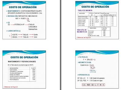 imagen Costo y presupuesto clase 4, en Medición y presupuestacion de obras - Planillas de cálculo