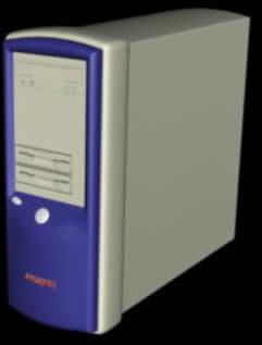 Cpu compaq 3d con materiales, en Informática – Muebles equipamiento