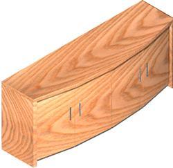 Planos de Credensa, en Estanterías y modulares – Muebles equipamiento