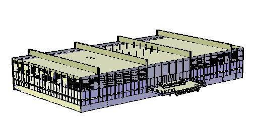 Crown_hall_3d, en Obras famosas – Proyectos