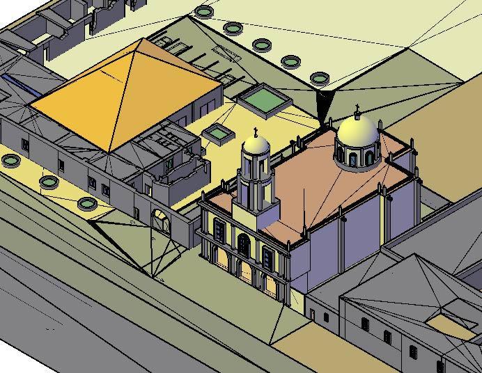 Planos de Cuadra historica 3d, en Centros históricos urbanos – Historia