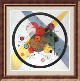 imagen Cuadro, en Cuadros - Texturas