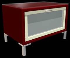 Despensa 3d, en Muebles varios – Muebles equipamiento