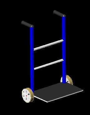 Planos de Diablillo 3d, en Objetos varios – Muebles equipamiento