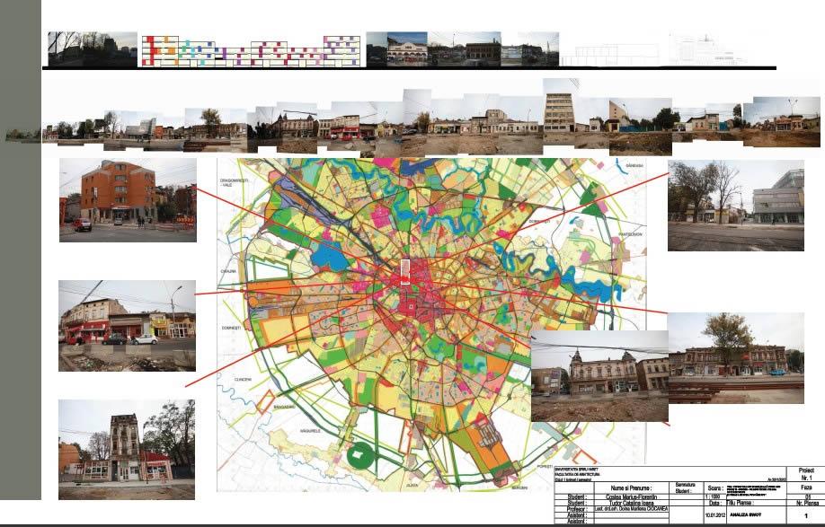 Diametro berzei – buzesti, en Italia – Diseño urbano