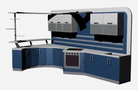 Diseño de cocina, en Cocinas – Muebles equipamiento