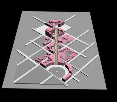 Diseño diagonal concepcion, en Chile – Diseño urbano