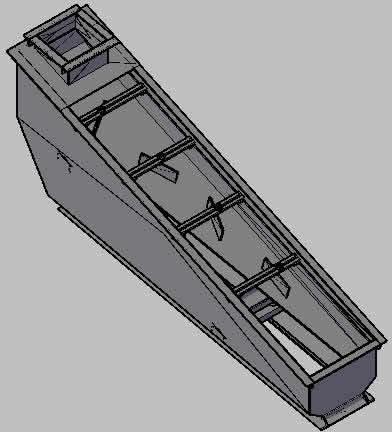 Planos de Distribuidor por vibracion, en Maquinaria e instalaciones industriales – Máquinas instalaciones
