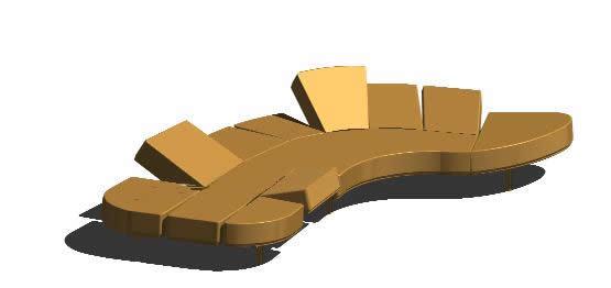 Planos de Divan 3d, en Butacas – Muebles equipamiento