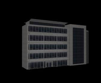 Edificio 3d, en Vivienda multifamiliar – condominios – Proyectos