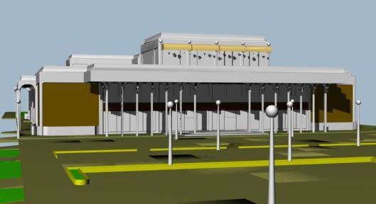 Edificio publico en tijuana, en Oficinas bancos y administración – Proyectos