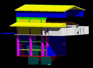Planos de Edificio sala de máquinas, en Salas de máquinas – Instalaciones