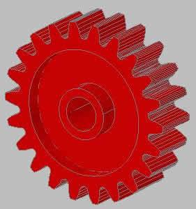 Planos de Engranaje, en Válvulas tubos y piezas – Máquinas instalaciones