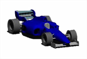 Planos de Envio de bmw-wlliams f1 en 3d, en Automóviles en 3d – Medios de transporte