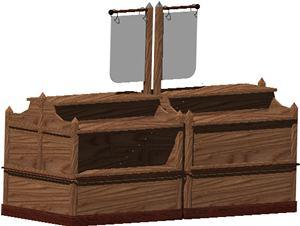 Planos de Equipamiento comercial – mueble pan 3d, en Supermercados y tiendas – Muebles equipamiento