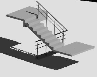 Planos de Escalera 3d, en Modelos de escaleras 3d – Escaleras