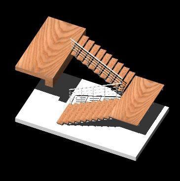 Planos de Escalera 3d entrepiso 3.40, en Normas – Escaleras