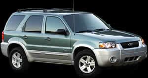 imagen Escape hybrid 2004, en Automóviles - fotografías para renders - Medios de transporte