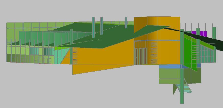 imagen Escritorio de contabilidade em 3d, en Talleres - Proyectos