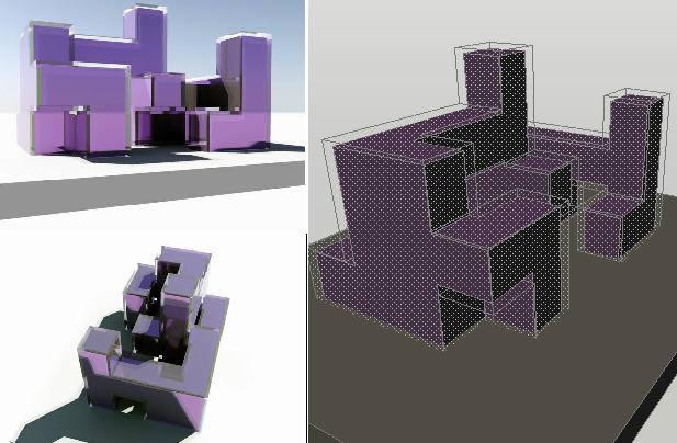 Planos de Escultura 3d, en Esculturas – Varios