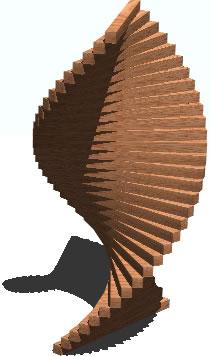 imagen Escultura 3d, en Objetos varios - Muebles equipamiento