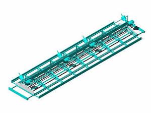 Planos de Exhibidor de frutas y verduras 3d, en Construcciones especiales – Granjas e inst. agropecuarias