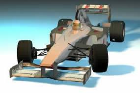 F1 3d, en Automóviles en 3d – Medios de transporte